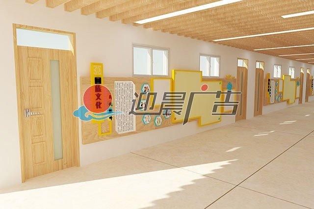 企业单位LOGO形象墙如何设计制作最显大气上档次