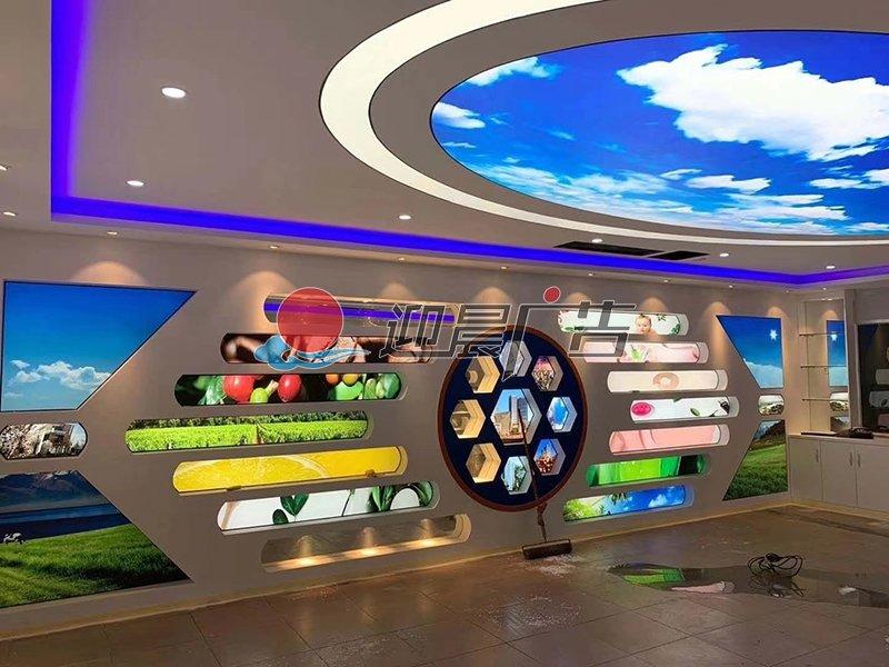 企业文化墙设计公司分享公司文化墙的作用